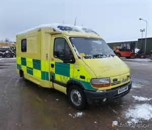 Renault Master Ambulance For Sale Renault Master 2 5 Dci Ambulance Mod Sales