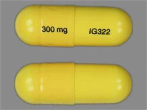 Anerocid 300mg gabapentin uses dosage side effects warnings drugs