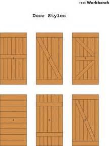 Barn Door Plans 20 Diy Barn Door Tutorials