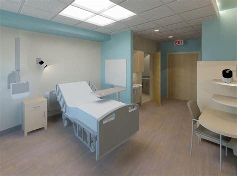 Detox Treatment Hospital by Beth Barron Interior Designs