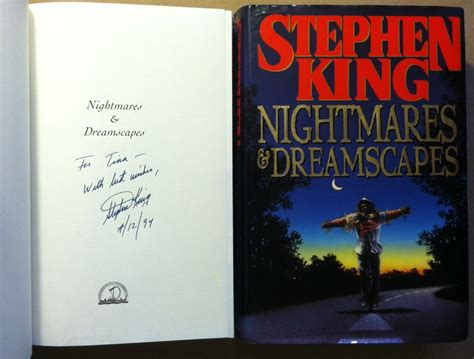 nightmares and dreamscapes 0670851086 nightmares dreamscapes by king stephen 1993