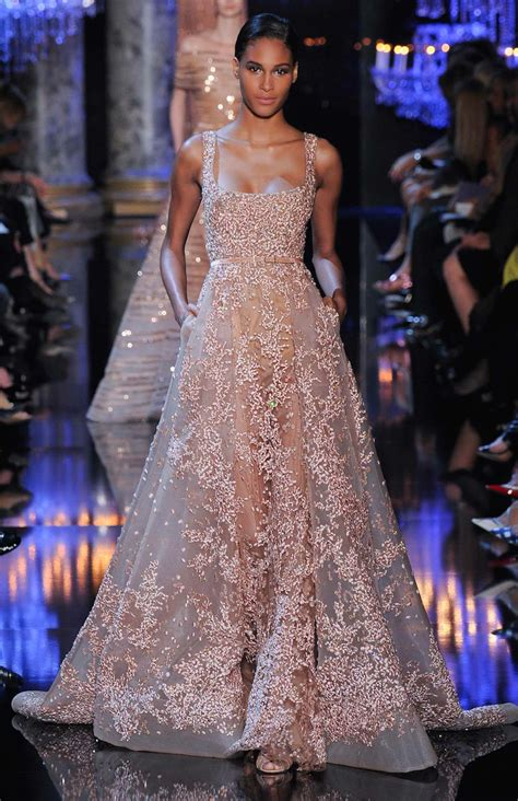 Couture Extravaganza by Lookandlovewithlolo Elie Saab Fall 2014 2015 Couture