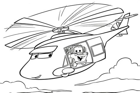 Mater Coloring Pages To Download And Print For Free Mater Coloring Pages