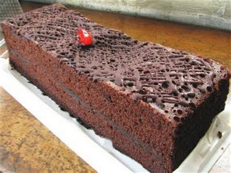 resep membuat brownies panggang coklat aneka resep indonesia