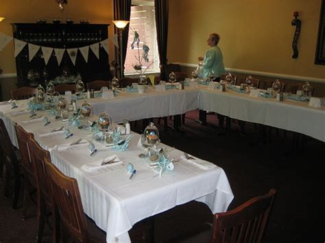 Baby Shower Restaurants by Another Picture Of Set Up The Shower Was At Atrias In