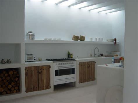 cucine in muratura lineari cucina in muratura 70 idee per cucine moderne rustiche