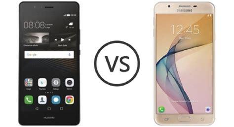 Hp Huawei J5 perbandingan bagus mana hp samsung galaxy j5 vs huawei p9 segi harga kamera dan spesifikasi di