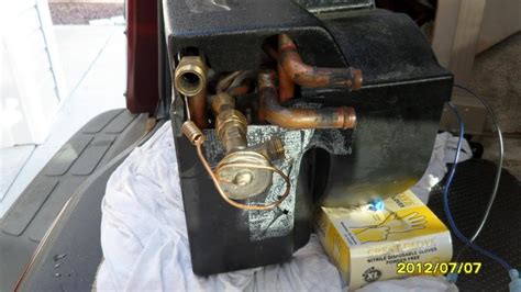 Evaporator Evap Cooling Coil Ac Chevrolet Spark Newbaru 1 express rear a c expansion valve or evaporator or fan
