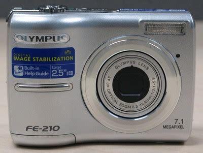 Kamera Digital Olympus Fe 210 olympus fe 210 user manual