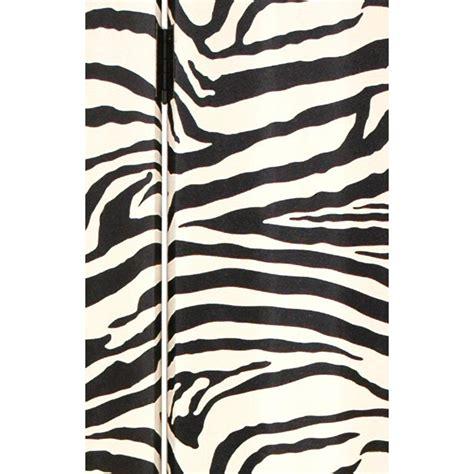 Zebra Room Divider 6 Ft Faux Leather Antique Zebra Room Divider Orientalfurniture