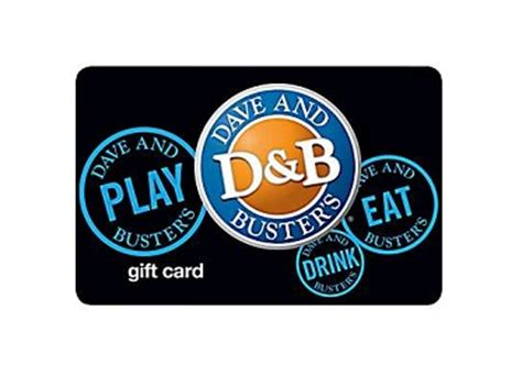 Where To Buy A Dave And Busters Gift Card - dealdash 25 dave and buster s gift card