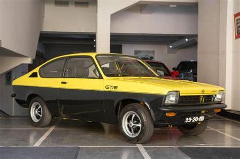 opel kadett gte for sale 1977 opel kadett gt e sold car and classic
