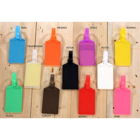 Plastik Waterproof Travelling Pouch Kq36 travel accessories cover for travel bag and luggage tag