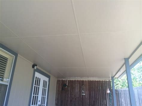 ceiling panels 4x8 new 4x8 smooth hardie panels for an outdoor patio ceiling