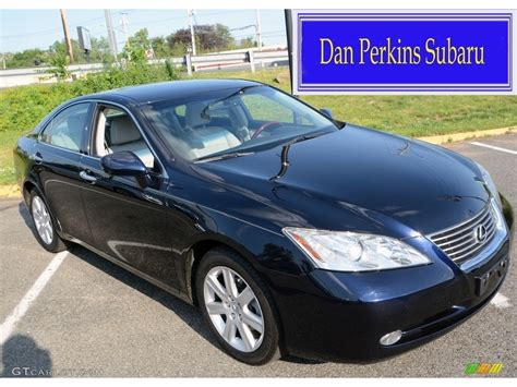 lexus blue color 2008 aquamarine blue lexus es 350 113563381 photo 10