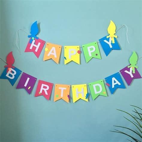happy birthday banner design hd happy birthday banner for boys free design templates