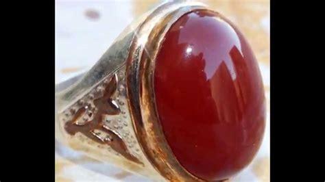 Batu Akik Yaman 3 cincin batu akik yaman