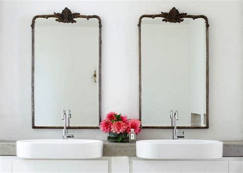 bathroom mirror metal reversadermcream