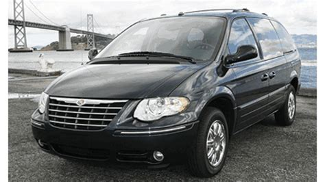 Gas Mileage For Chrysler Town And Country by 2007 Chrysler Town And Country Touring 4dr Ext Minivan 3