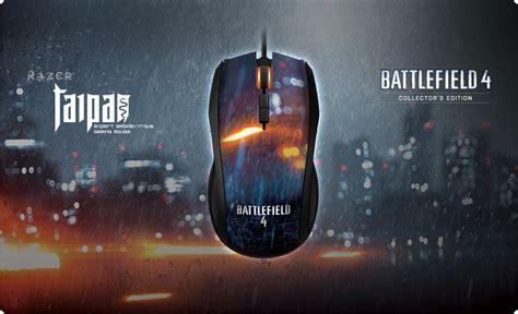 Razer Blackshark Battlefield 4 Collectors Edition razer outs battlefield 4 collector s edition peripherals and gear mp1st