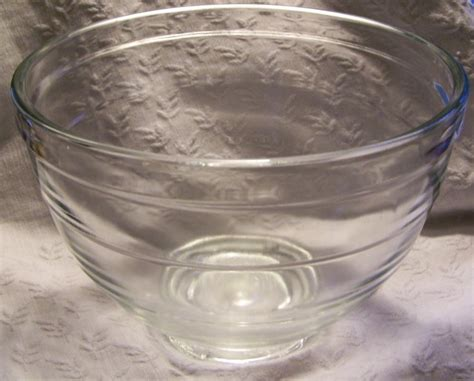 vintage kitchen aid mixer  large glass mixing bowl