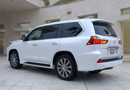 lexus suv 2016 lx 2016 lexus lx 570 suv review price photos gayot