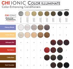 chi hair color chart chi ionic permanent shine hair color chart search