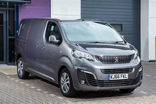 Peugeot Expert Peugeot Expert 2016 Review Honest
