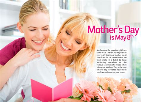 Flowers For Mother S Day 8th May Is Happy Mother S Day