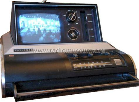 transistor tv transistor tv tr 475g tv radio panasonic matsushita nation