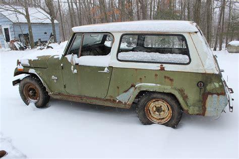 1970 jeep commando for sale vintage 1970 kaiser jeep commando jeepster v6 buick engine