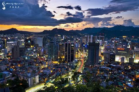 Cityscape Wallpaper by Travel Guide To Seoul