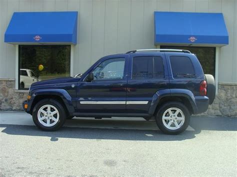 2007 Jeep Liberty Limited Edition 2007 Jeep Liberty Limited Edition Its A Jeep Details