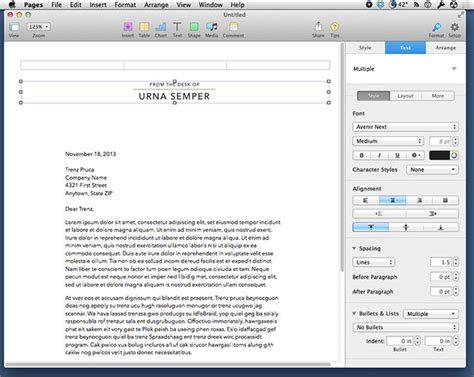 iwork templates for pages free iwork pages