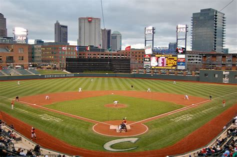 huntington park huntington park named ballpark of the year for fourth time columbusunderground