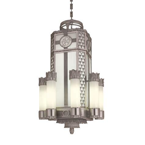 Led Lights For Chandelier Art Deco Pendant Replica Crenshaw Lighting