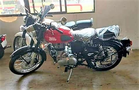 new 2017 royal enfield classic 350 500 pics red