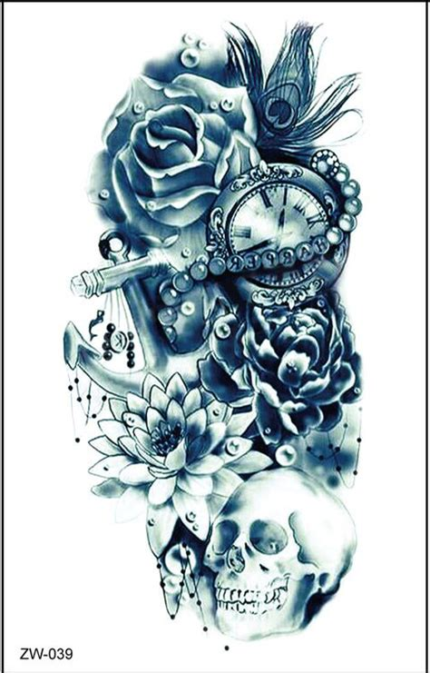 one piece death tattoo sticker emblem picture more detailed picture about one