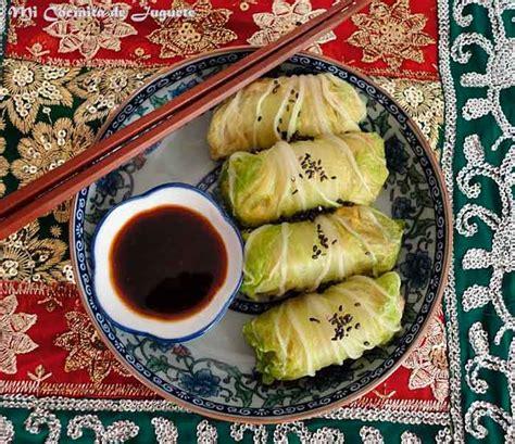 recetas de cocina con col rollitos de col china recetas de cocina casera f 225 ciles y