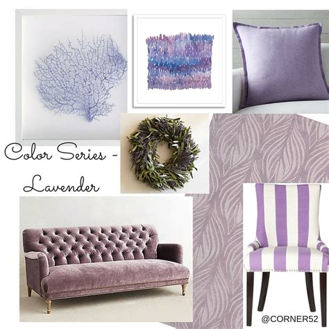 lavender home decor home decor color series lavender corner52