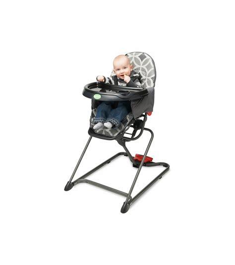quicksmart easy fold high chair