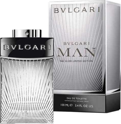 Parfum Bvlgari Limited Edition bvlgari the silver limited edition new fragrance