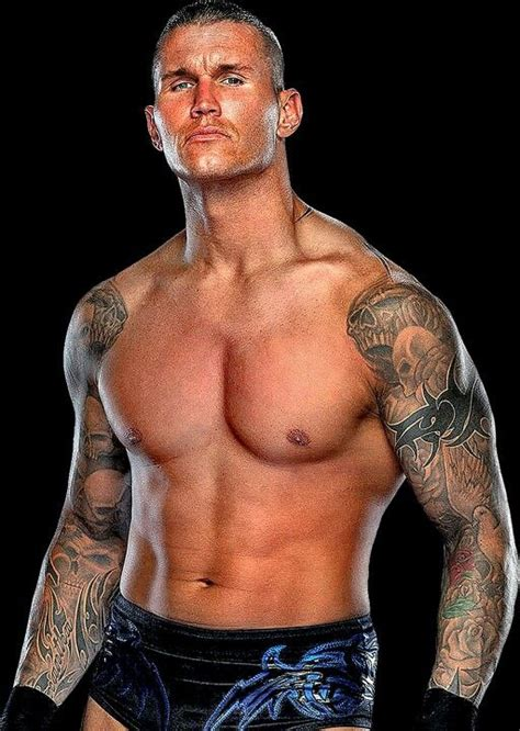 randy orton ink pinterest randy orton