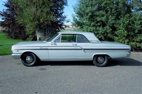1964 ford fairlane 500 2 door hardtop wiring diagrams