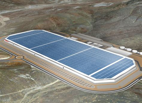 Tesla Architecture Will Tesla S Gigafactory Be The Largest Building On Earth