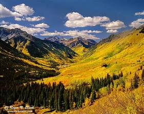 colorado color clarkvision photograph ophir valley colorado in the fall