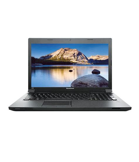 Laptop Lenovo Ram 4gb I3 lenovo ideapad b40 70 59 433780 laptop 4th intel i3 4gb ram 500gb hdd 35 81 cm