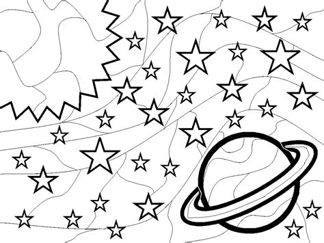 outer space coloring pages free coloring pages of outer planets
