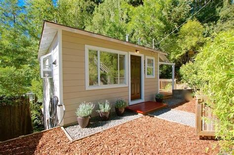 Cabins In Bay Area by Tiny House Escape From San Francisco Realtor 174