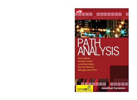 Path Analysis Dengan Spss jual buku path analysis dengan spss oleh jonathan sarwono